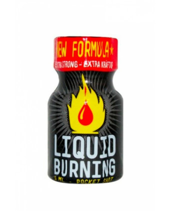 Poppers Liquid Burning 9 ml - Poppers