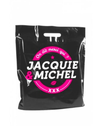 Sac Jacquie et Michel - Goodies J&M