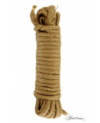 Corde de bondage 10m - Attaches, contraintes