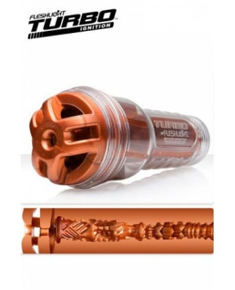 Masturbateur Fleshlight Turbo Ignition - Masturbateur Fleshlight