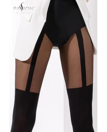 Collant TI033 Noir - Collants, bas