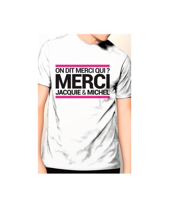 T-shirt Jacquie & Michel n°9 - T-Shirts J&M
