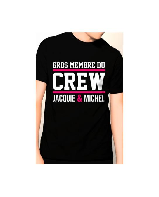 Tee-shirt Gros membre Jacquie et Michel - T-Shirts J&M