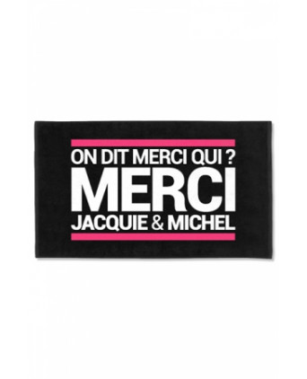 Serviette de plage Jacquie et Michel - Plein air