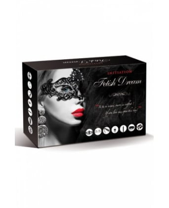 Coffret Initiation Fetish Dream - Coffrets sextoys