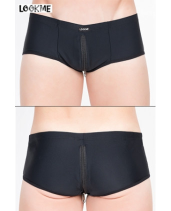 Mini pants Zippeur - Slips et strings