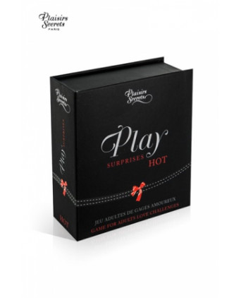 Jeu Play Surprises - Plaisirs Secrets - Jeux couple