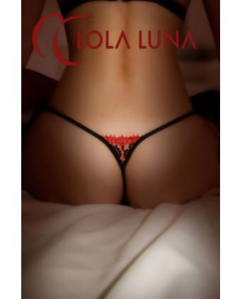 String ouvert Victoria  - Dessous Sexy