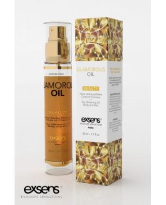 Glam Oil Exsens - 50 ml - Accessoires coquins
