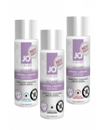 Lubrifiant Jo Agapé - 60 ml - Lubrifiants base eau