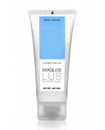 Mix Gliss Nature 70 ml - Lubrifiants base eau