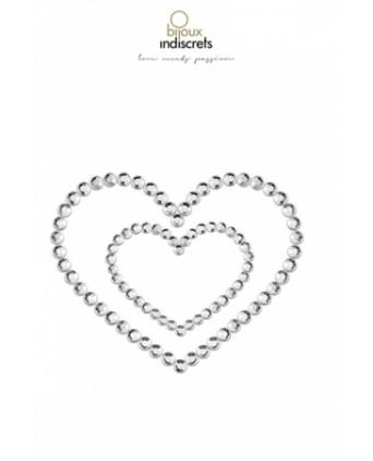 Bijoux de Peau Mimi Coeur - Bijoux seins