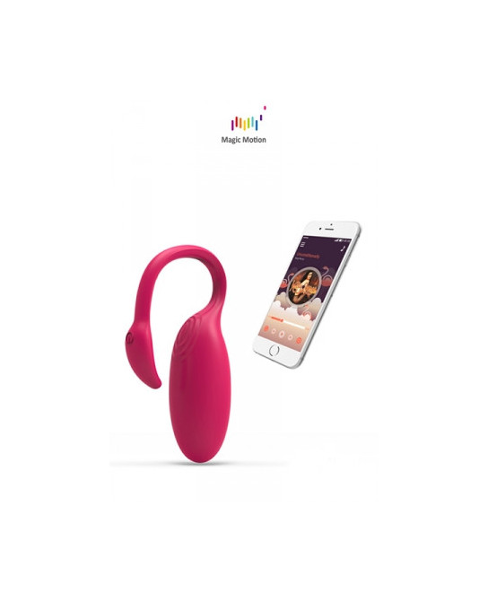 Stimulateur Magic Motion Flamingo - OEuf vibrant