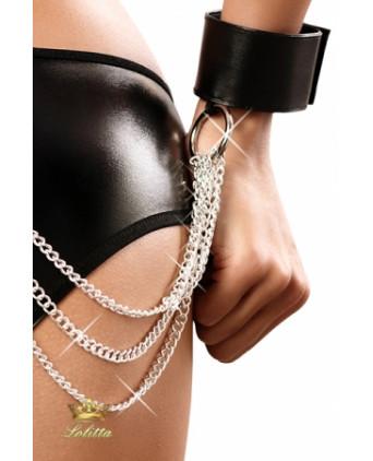Lush - Short fetish - Lingerie vinyle femme