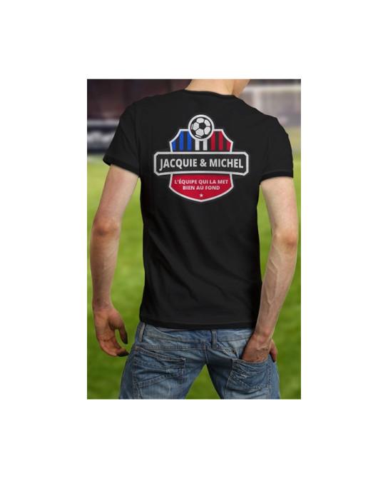 Tee-shirt Football J&M - T-Shirts J&M