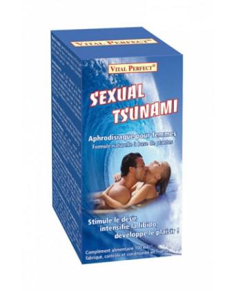Sexual Tsunami - Aphrodisiaques femme