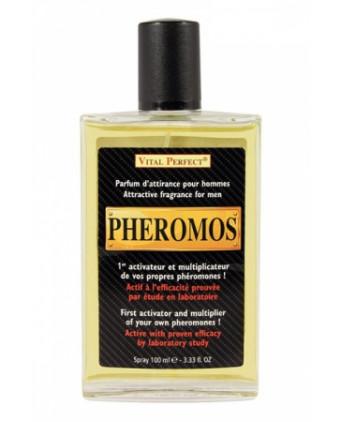 Parfum aphrodisiaque Pheromos - Aphrodisiaques homme