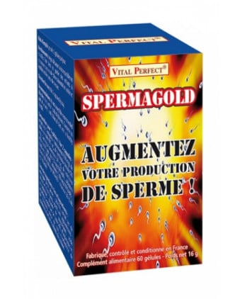 Spermagold - Aphrodisiaques homme