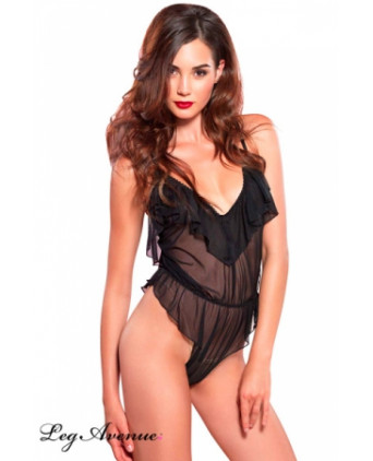 Body Amazing Ruffle - Body et top