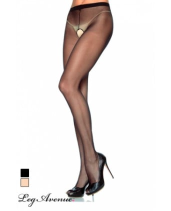 Collants ouverts Basic - Collants, bas
