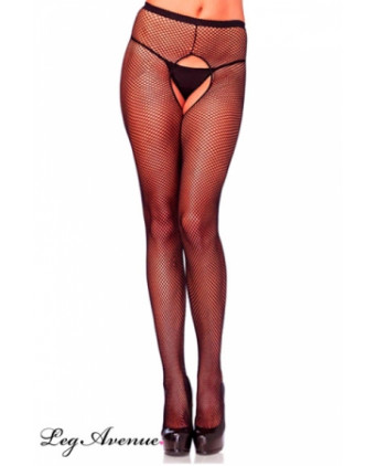 Collant résille ouvert Tentation - Collants, bas