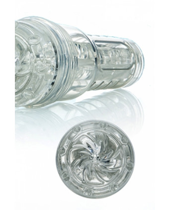 Masturbateur Fleshlight GO Transparent - Masturbateur Fleshlight