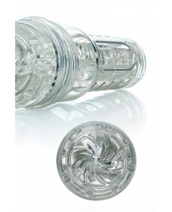 Masturbateur Fleshlight GO Transparent - Masturbateurs réalistes