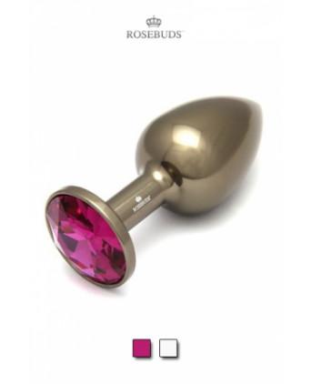Rosebud Aluminium Grey Medium - Rosebud