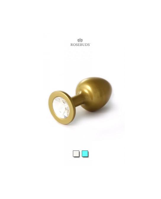 Rosebud Aluminium Gold Small  - Rosebud