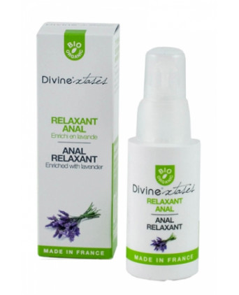 Relaxant Anal - Divinextases - Lubrifiants anal