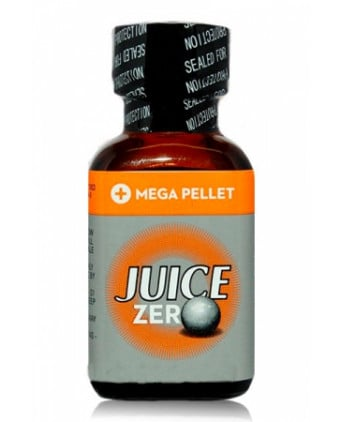 Poppers Juice zero 24 ml - Poppers