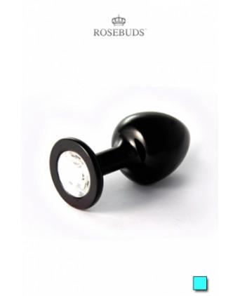 Rosebud Aluminium Small Black - Rosebud