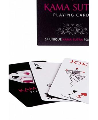Jeux de cartes Kamasutra - Jeux couple