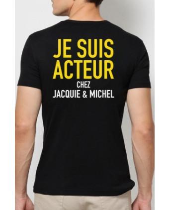 Tee-shirt Acteur J&M - T-Shirts J&M