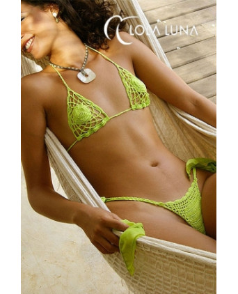 Maillot Wendy string - Maillots de bain
