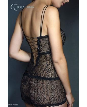 Robe dentelle Liane - Robes sexy
