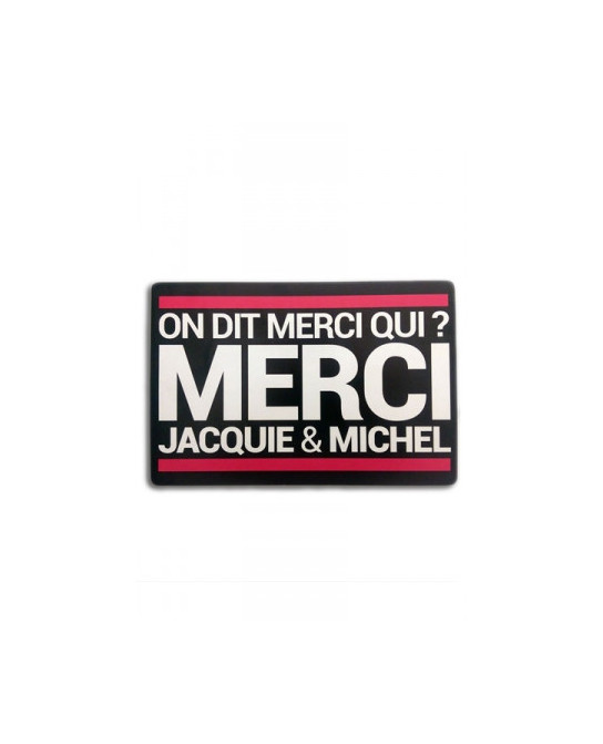 Tapis de souris Jacquie et Michel - Tapis de souris
