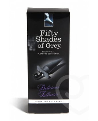 Plug vibrant - Fifty Shades Of Grey - Plugs , anus pickets