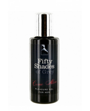 Gel plaisir féminin - Fifty Shades of Grey - Lubrifiants base eau