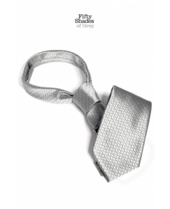 Cravate de Christian Grey - Fifty Shades of Grey - Accessoires SM