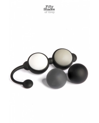 Coffret boules Kegel - Fifty Shades of Grey - Boules de Geisha