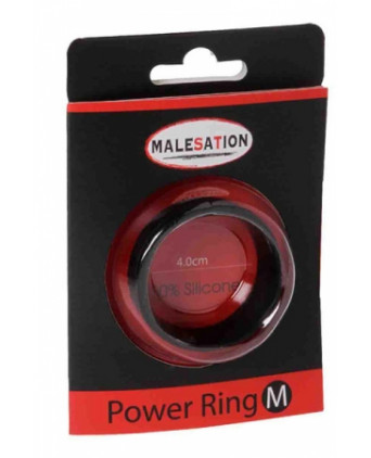 Cockring Power Ring - Malesation - Anneaux péniens