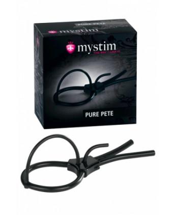 Pure Pete Corona Strap - Mystim - Électro-stimulation