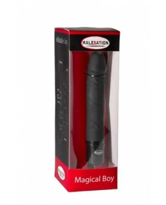 Pénis vibrant gonflable Magical Boy - Vibromasseurs classiques
