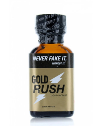 Poppers Gold Rush 24 ml - Poppers