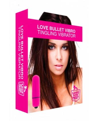 Love Bullet Vibrating - Mini vibromasseurs