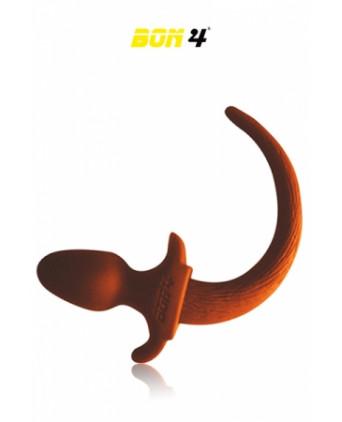 Dog Tail Buttplug L - Plugs , anus pickets