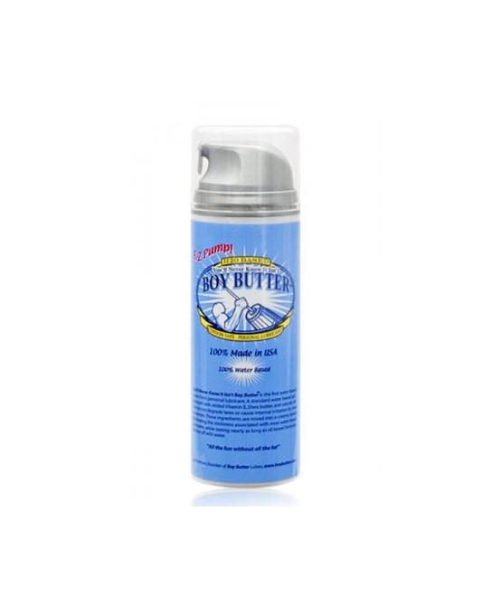 Boy butter H2O 5 oz - EZ Pump - Lubrifiants base eau