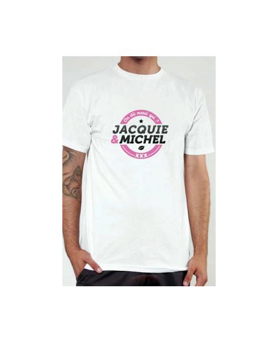 T-shirt Jacquie & Michel n°1 - T-Shirts J&M