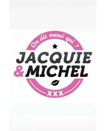 T-shirt Jacquie et Michel n°1 - blanc - T-shirts Homme